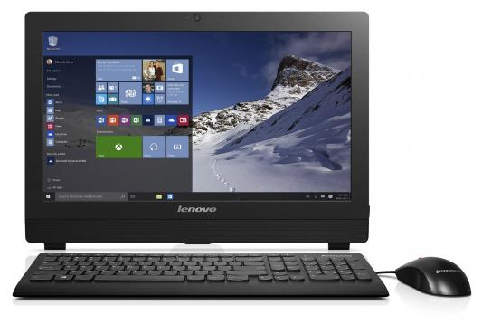 Моноблок 19.5 Lenovo S200z 1600 x 900 Intel Pentium-J3710 4Gb 500 Gb Intel HD Graphics 405 Windows 10 черный 10K4002ERU моноблок lenovo s200z 19 5 intel pentium j3710 4гб 500гб intel hd graphics 405 dvd rw windows 10 белый [10k50025ru]