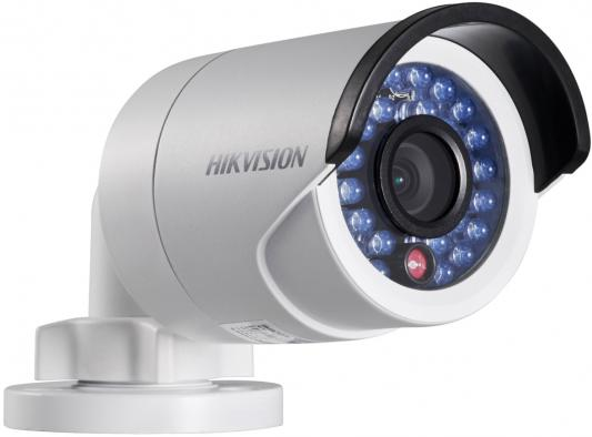 "Видеокамера Hikvision DS-2CD3042WDN-I/B CMOS 1/3"" 4 мм 2688 x 1520 H.264 RJ-45 LAN PoE белый"