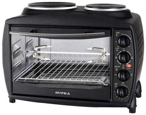 Мини-печь Supra MTS-322N чёрный