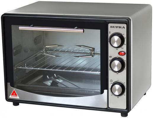 Мини-печь Supra MTS-200 серый