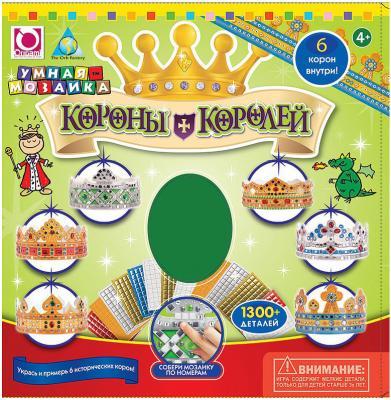 Мозайка ОРИГАМИ Короны Королей 81560 1300 элементов