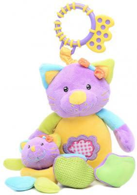 """Набор подарочный Жирафики """"Котята"""" ( игр.подвесная и браслет-игрушка)"""