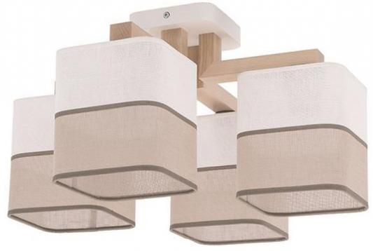 Потолочная люстра TK Lighting 644 Inka 4 tk lighting потолочная люстра tk lighting 1744 modern 4