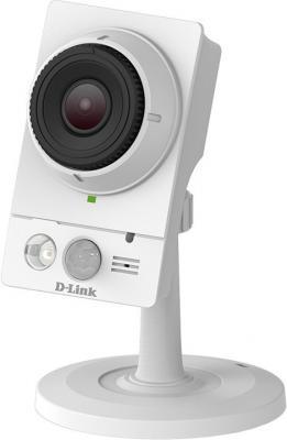 """Камера IP D-Link DCS-2210L CMOS 1/2.7"""" 1920 x 1080 MPEG-4 RJ-45 LAN PoE белый"""