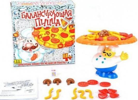 Настольная игра логическая Балансирующая пицца 707-45 настольная игра shantou gepai аэрофутбол 5016