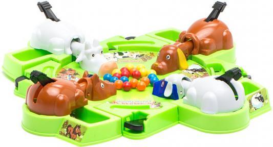 Настольная игра спортивная Зообильярд Домашние животные 6927711815935