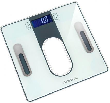 Весы напольные Supra BSS-6300 серый