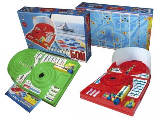 Настольная игра HASBRO стратегическая Морской Бой