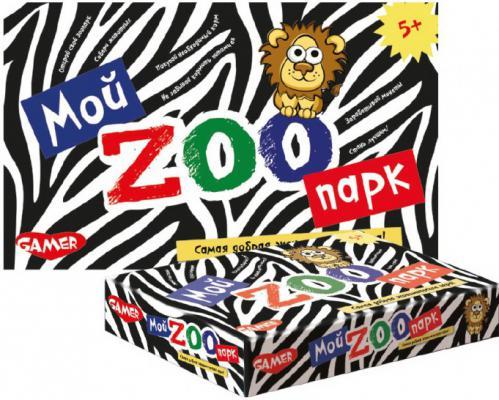 Настольная игра развивающая Dream makers Мой зоопарк 1203Н
