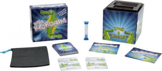 Настольная игра Dream makers карточная Крокодил