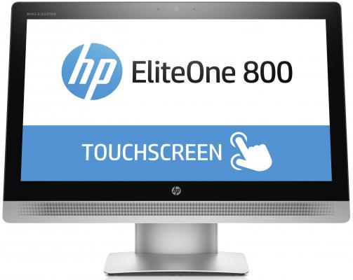 "Моноблок 23"" HP EliteOne 800 G2 All-in-One 1920 x 1080 Multi Touch Intel Core i5-6500 8Gb SSD 256 Intel HD Graphics 530 Windows 10 Professional серебристый T4J21EA"