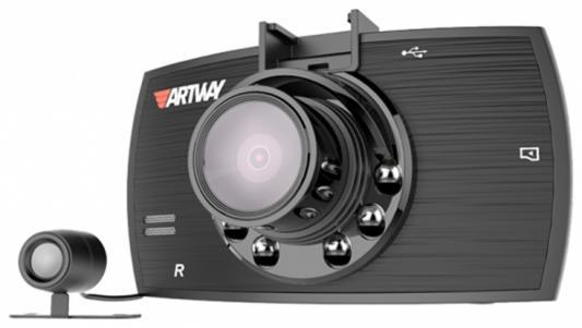 Видеорегистратор Artway AV-520 2.4 1440x1080 120° microSD microSDHC USB