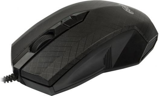 Мышь проводная Ritmix ROM-202 чёрный USB