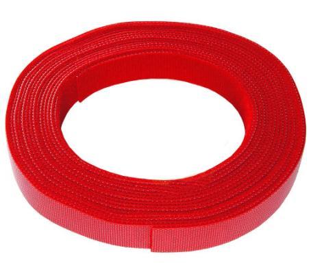 Рулон липучки Hyperline WASR-5x16-RD 5мх16мм красный кик иллюзио 6 5x16 5x114 3 d67 1 et50 блэк платинум