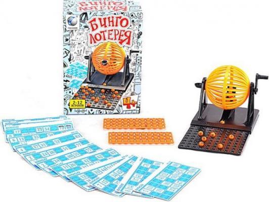 Настольная игра для вечеринки Бинго лотерея 6927066290111