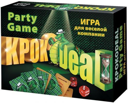 Настольная игра логическая Бэмби Кроко deal 7060 настольная игра развивающая бэмби мемо санкт петербург 7201