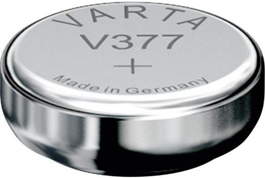 Батарейка Varta SR626SW SR66 V 377 1 шт