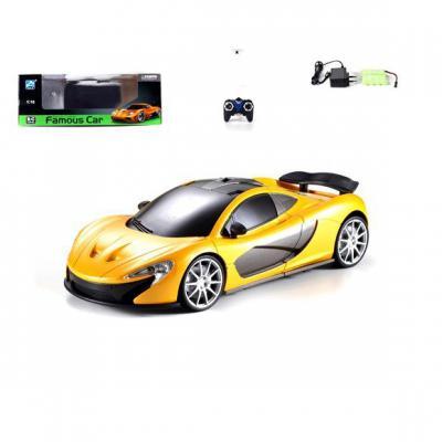 Машинка на радиоуправлении Shantou Gepai World Famous Car пластик от 5 лет ассортимент 6927712735959