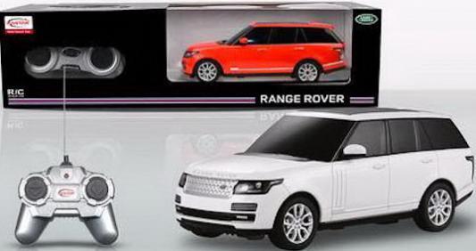 Машинка на радиоуправлении Shantou Gepai 1:24, Range Rover Sport, 20см пластик от 5 лет в ассортименте