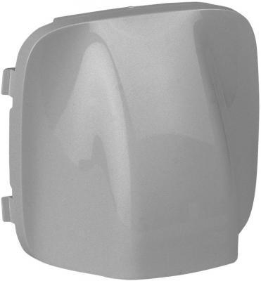 Лицевая панель Legrand Valena Allure для вывода кабеля алюминий 755057