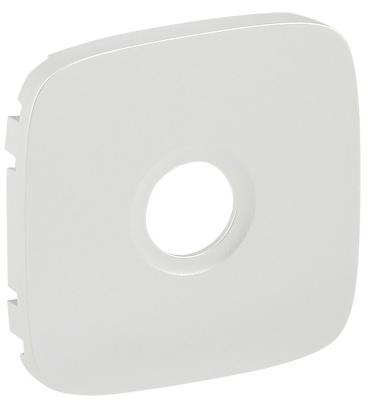 Лицевая панель Legrand Valena Allure для розеток ТВ жемчуг 754769