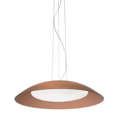 Подвесной светильник Ideal Lux Lena SP3 D64 Marrone подвесной светильник ideal lux lena sp3 d64 bianco