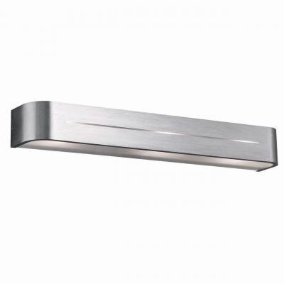 Настенный светильник Ideal Lux Posta AP3 Alluminio ideal lux настенный светильник ideal lux tek ap3