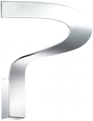 Купить Настенный светодиодный светильник Ideal Lux Why AP1 Cromo