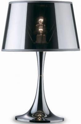 Настольная лампа Ideal Lux London Cromo TL1 Big ideal lux настольная лампа ideal lux elvis tl1 arancione