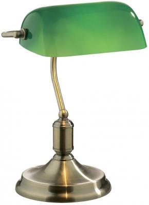 Настольная лампа Ideal Lux Lawyer TL1 Brunito настольная лампа ideal lux klimt tl1