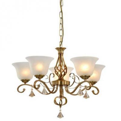 Подвесная люстра Arte Lamp Cono A8391LM-5PB arte lamp подвесная люстра arte lamp bellator a8959sp 5br