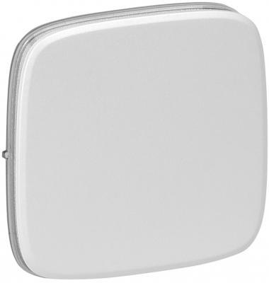 Лицевая панель Legrand Valena Allure для выключателей одноклавишных жемчуг 755009