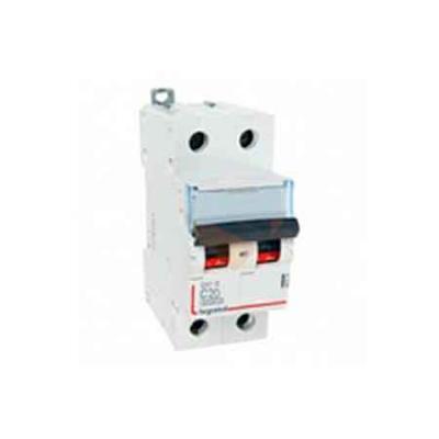 Автоматический выключатель Legrand DX3-E 6000 6кА тип C 2П 407278