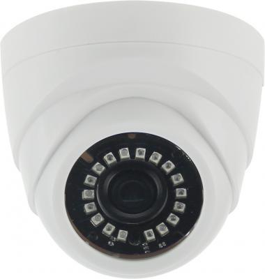 "Камера IP ORIENT IP-940-OH10B CMOS 1/4"" 1280 x 720 H.264 RJ-45 LAN белый"