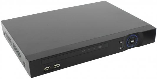 Видеорегистратор сетевой ORIENT NVR-8825S 1920x1080 2хHDD HDMI VGA видеорегистратор orient nvr 8204poe