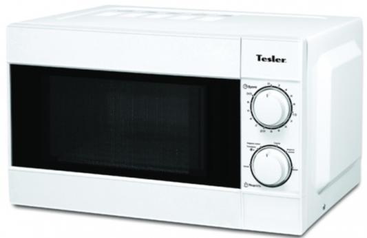 СВЧ TESLER MM-1714 700 Вт белый свч tesler mm 2035 700 вт белый