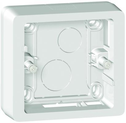 Коробка Legrand Celiane для накладного монтажа 1-постовая белый 80241