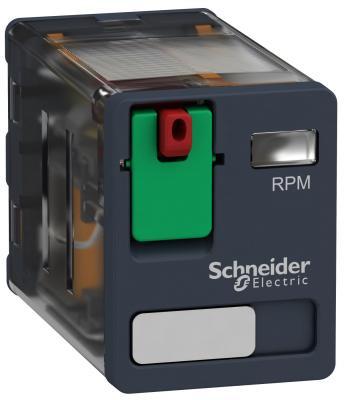 Реле переменного тока Schneider Electric 2CO 230В RPM21P7 реле электромагнитное schneider electric lrd22c lr d22c 16 24a