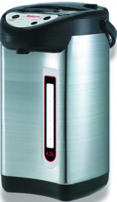 Термопот Saturn ST-EK8037 800 Вт серебристый 4.2 л нержавеющая сталь