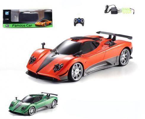 Машинка на радиоуправлении Shantou Gepai Famous Car пластик от 3 лет ассортимент 6927712735942