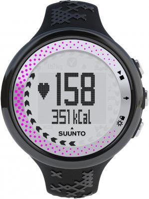 Смарт-часы Suunto M5 серебристо-черный SS020233000