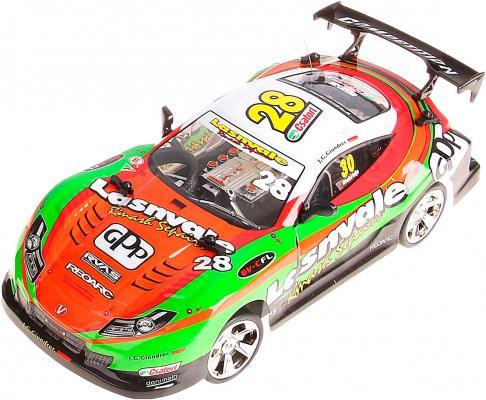 Машинка на радиоуправлении Shantou Gepai 6927280616551 пластик от 3 лет зелёный машинка на радиоуправлении shantou gepai chevrolet camaro красный от 3 лет пластик 1623 2a