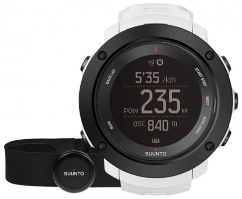 Смарт-часы Suunto Ambit3 Vertical HR белый SS021966000