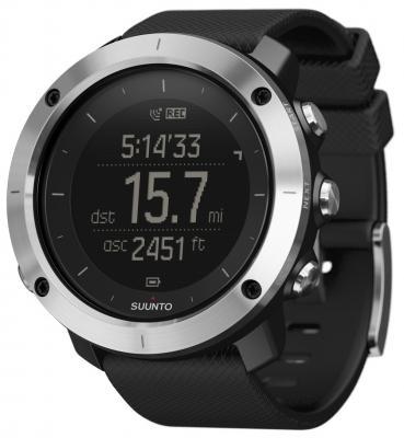 Смарт-часы Suunto Traverse черный SS021843000