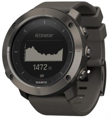 Смарт-часы Suunto Traverse серый SS022226000