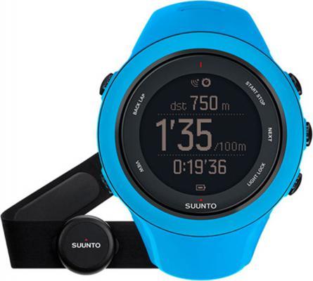 Смарт-часы Suunto Ambit3 Sport HR синий SS020679000