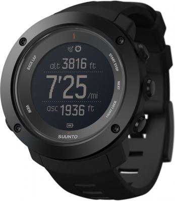 Смарт-часы Suunto Ambit3 Vertical HR черный SS021964000