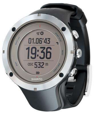 Смарт-часы Suunto Ambit3 Peak Sapphire HR черный SS020673000