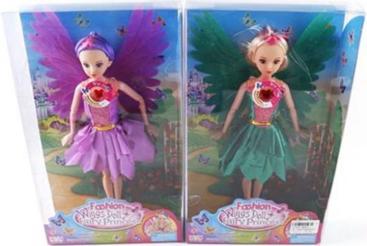 Кукла Shantou Gepai Фея-модница шарнирная  свет, звук