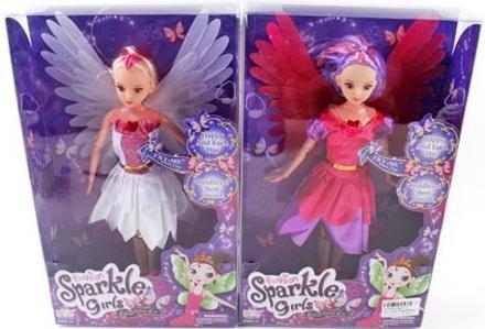 Кукла Shantou Gepai Фея шарнирная  свет, звук
